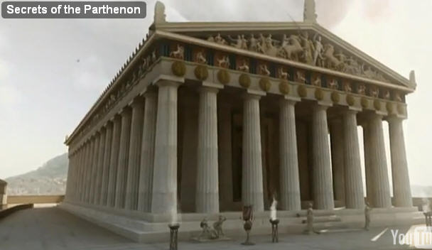 restoration - Parthenon Marbles