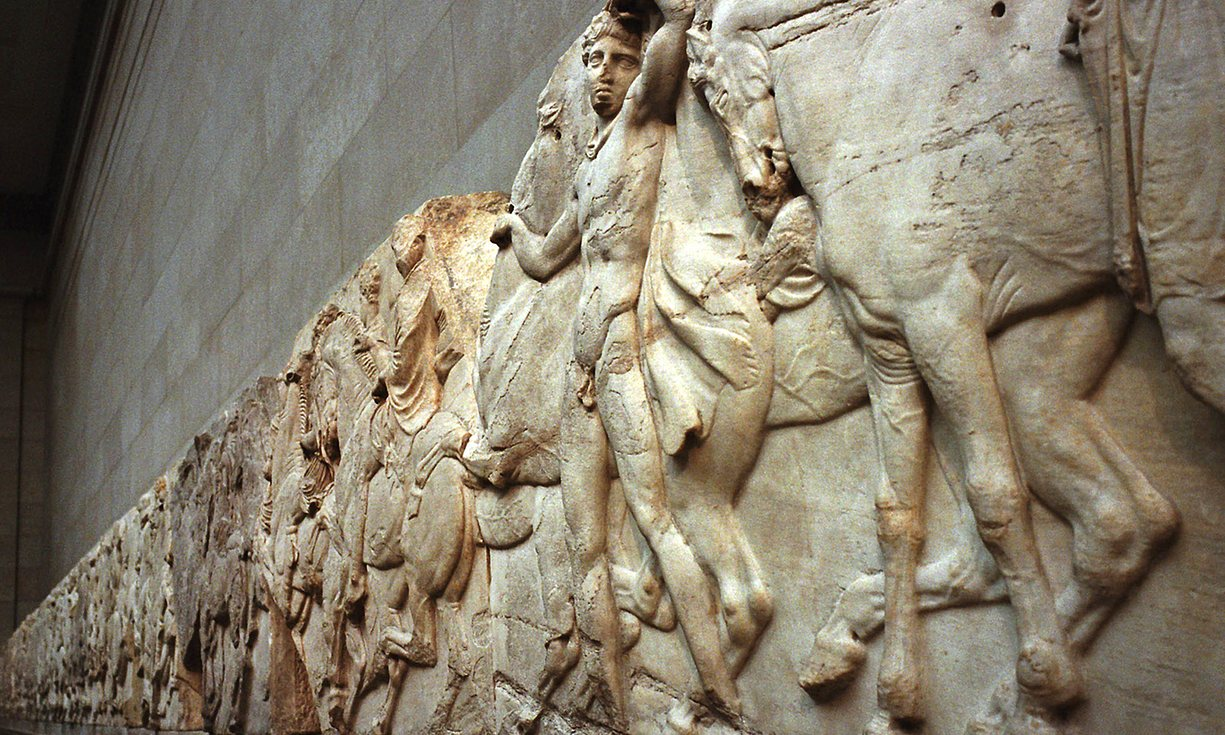 elgin marbles opinion The elgin marbles in your opinion, what are the most controversial ancient artifacts update cancel answer wiki 2 answers.
