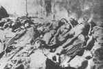 Massacred Christian children.