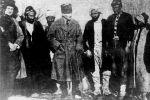 Mustafa Kemal and his Kurdish allies.