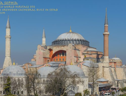 Hagia Sophia and UNESCO