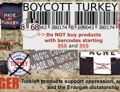 Boycott Turkish Products and Services