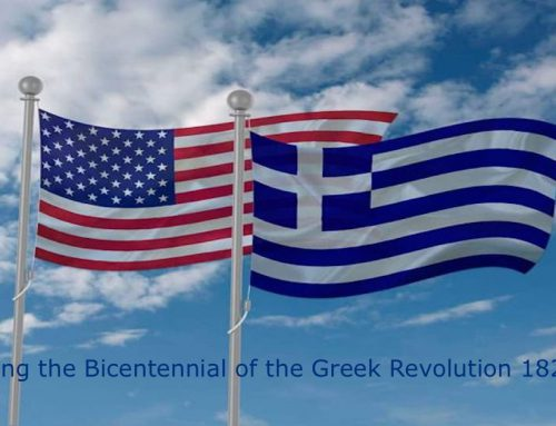 Biden's Bicentennial Letter to Greece