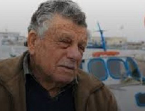 """The """"shepherd of Imia"""" has passed away / Πέθανε ο «βοσκός των Ιμίων»"""