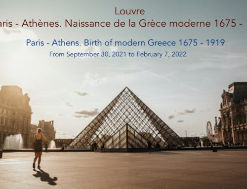 Paris – Athens, Birth of modern Greece 1675 – 1919