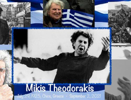 Mikis Theodorakis the Towering Greek